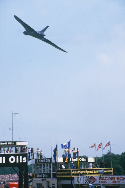 Brands Hatch, England. 20th - 22nd July 1984.