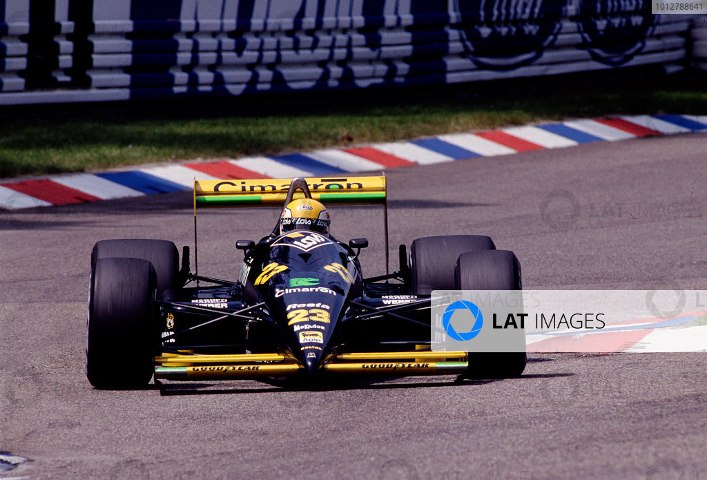 1988 German Grand Prix.