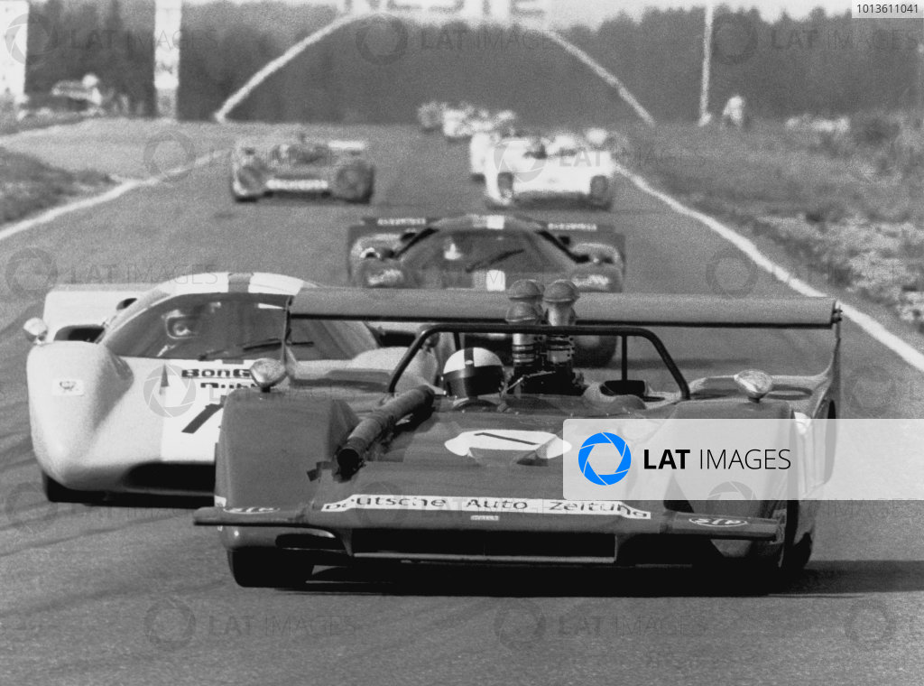 Keimola, Finland. 23rd August 1970. RD 4.