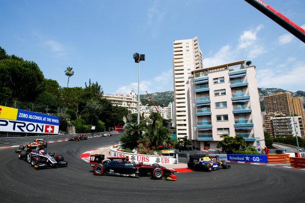 2017 FIA Formula 2 Round 3. Monte Carlo, Monaco. Friday 26 May 2017. Johnny Cecotto Jr. (VEN, Rapax)  Photo: Joe Portlock/FIA Formula 2. ref: Digital Image _L5R8743