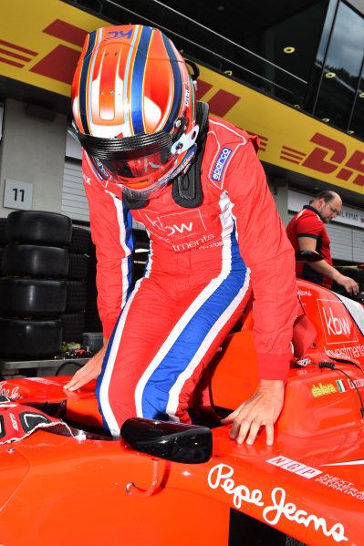 Kevin Ceccon (ITA) Arden International at GP3 Series, Rd2, Spielberg, Austria, 19-21 June 2015.