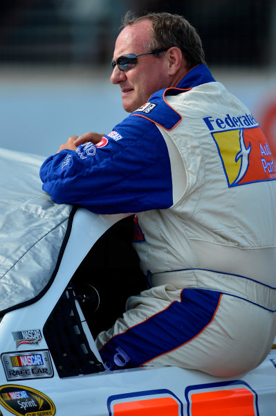 July 12-14, 2013, Loudon, New Hampshire USA Ken Schrader © 2013, Brian Czobat LAT Photo USA .