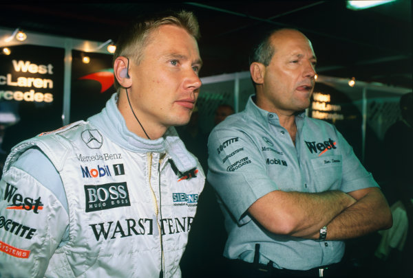 Spa-Francorchamps, Belgium. 25th - 27th August 2000.