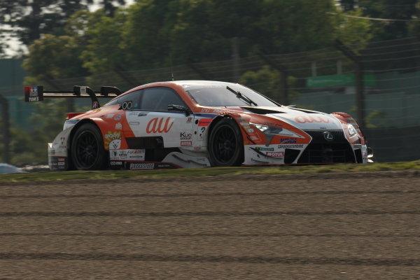 GT500 Winner Kazuki Nakajima & Yuhi Sekiguchi, Lexus Team au TOM'S LC500