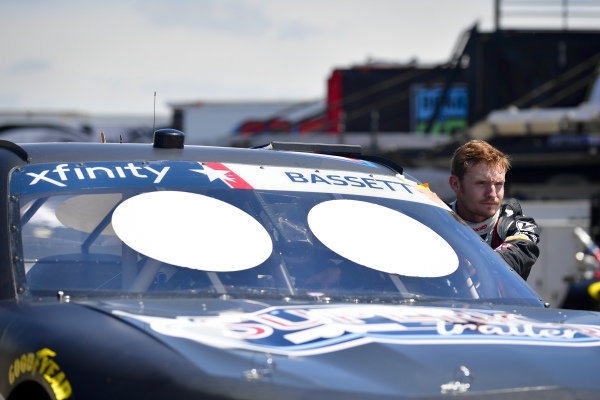 #90: Dillon Bassett, DGM Racing, Chevrolet Camaro DGM Racing