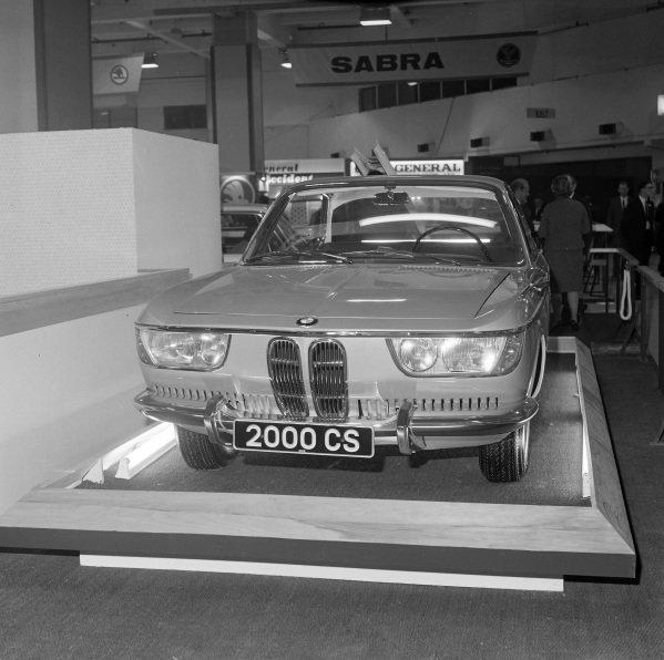 BMW 2000CS Coupe