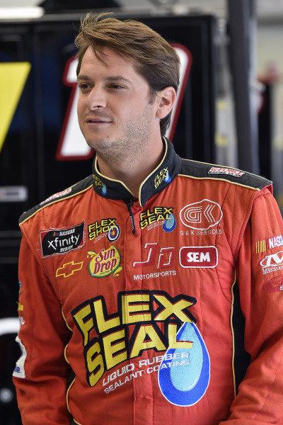 #01: Landon Cassill, JD Motorsports, Chevrolet Camaro teamjdmotorsports.com