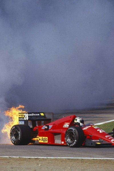 1986 Italian Grand Prix.