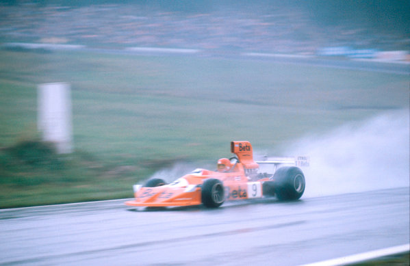 1975 Austrian Grand Prix.