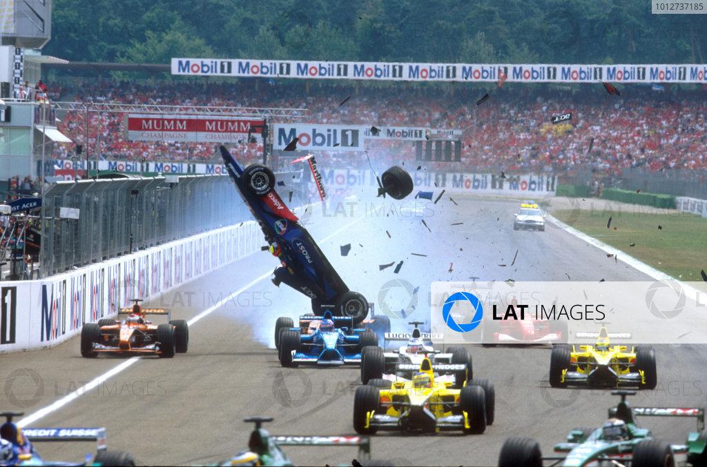 2001 German Grand Prix - Race.