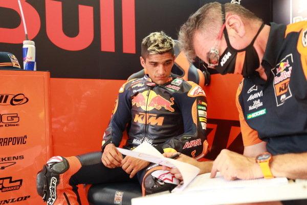 Jorge Martin, Moto2, Andalucian MotoGP 2020