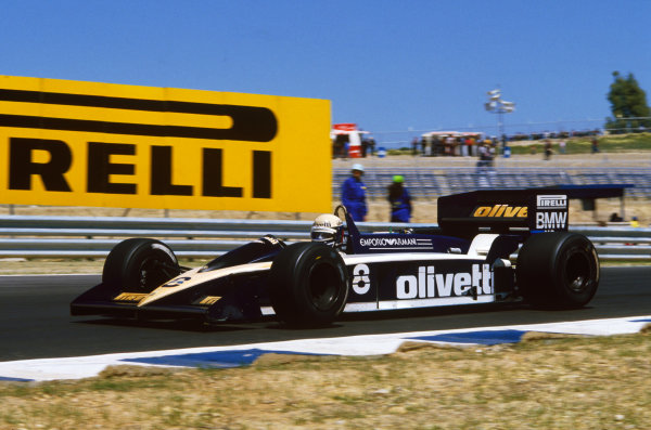 Jerez, Spain. 