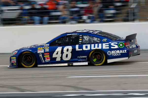 1-3 November, 2013, Fort Worth, Texas USA Jimmie Johnson © 2013, Russell LaBounty LAT Photo USA