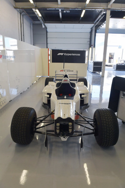 F1 Experiences 2-Seater