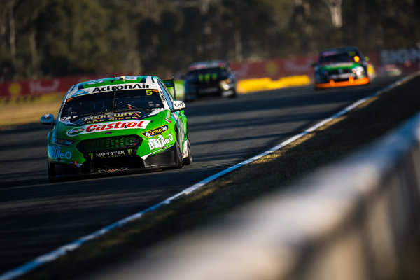 2017 Supercars Championship Round 8.  Ipswich SuperSprint, Queensland Raceway, Queensland, Australia. Friday 28th July to Sunday 30th July 2017. Mark Winterbottom, Prodrive Racing Australia Ford.  World Copyright: Daniel Kalisz/ LAT Images Ref: Digital Image 280717_VASCR8_DKIMG_8452.jpg