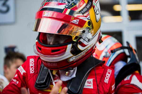 2017 FIA Formula 2 Round 5. Red Bull Ring, Spielberg, Austria. Saturday 8 July 2017. Charles Leclerc (MCO, PREMA Racing).  Photo: Zak Mauger/FIA Formula 2. ref: Digital Image _56I3245