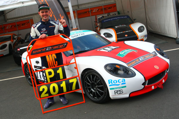 Ginetta Racing Drivers Club Plus