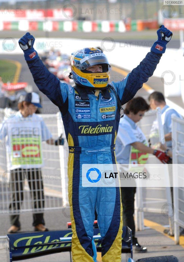 2006 Japanese Grand Prix - Sunday Race,