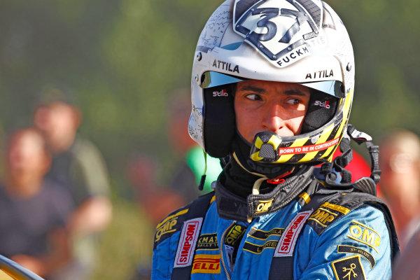 2015 World Rally Championship Rally d'Italia Sardegna 11th - 14th June 2015 Lorenzo Bertelli, Ford, portrait   Worldwide Copyright: McKlein/LAT
