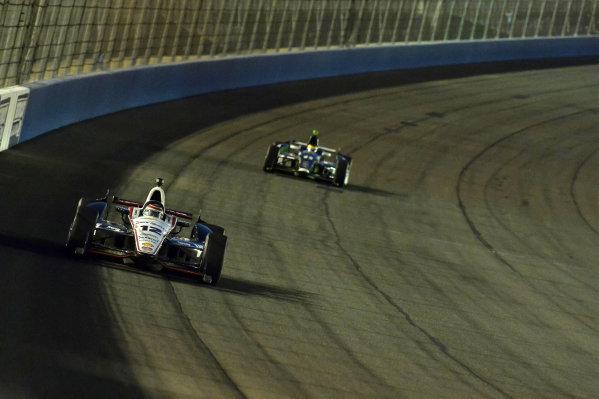 Will Power (AUS) Team Penske.Verizon IndyCar Series, Rd18, MAVTV 500, Auto Club Speedway, Fontana, USA, 29-30 August 2014.