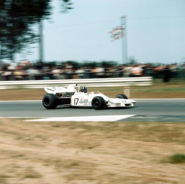 Nivelles-Baulers, Belgium.2-4 June 1972.Graham Hill (Brabham BT37 Ford).Ref-3/5054A.World Copyright - LAT Photographic