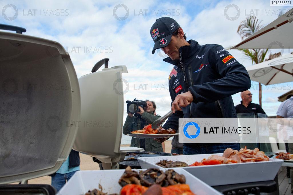 Albert Park, Melbourne, Australia23rd March 2011.Mark Webber, Red Bull Racing RB7 Renault.World Copyright: Alastair Staley/LAT Photographicref: Digital Image AS5D5880