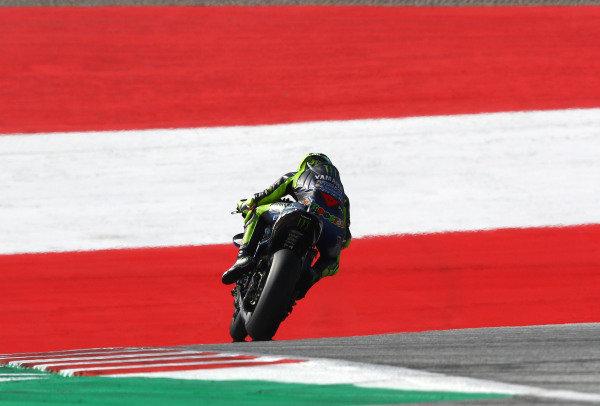 Valentino Rossi, Yamaha Factory Racing,.