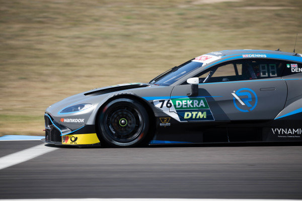 Jake Dennis, R-Motorsport, Aston Martin Vantage AMR..