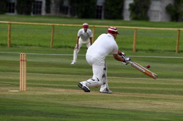 Goodwood Revival Cricket Match Rob Huff