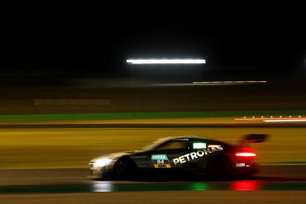 Pascal Wehrlein, Mercedes-AMG Team HWA, Mercedes-AMG C63 DTM.