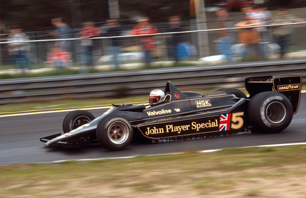 1978 Belgian Grand Prix.