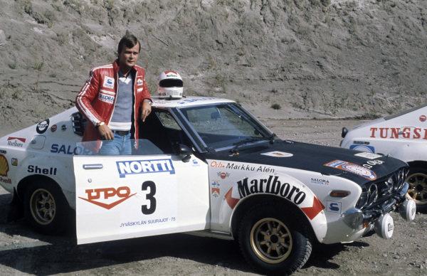 Markku Alén / Ilkka Kivimäki, Datsun 160J.