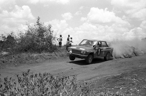 Jack Simonian / Patrick Neylan, Datsun 1600 SSS.