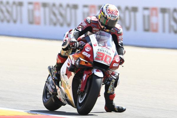 Takaaki Nakagami, Aragon MotoGP, 10 September 2021