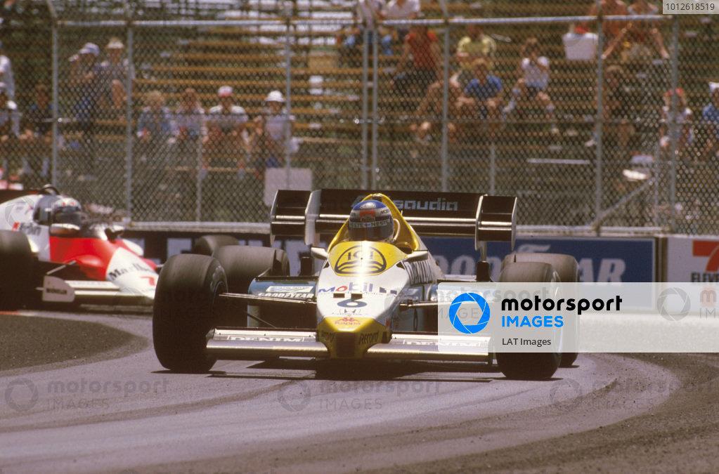 1984 United States Grand Prix.