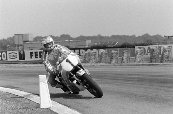 Stan Woods, Suzuki.