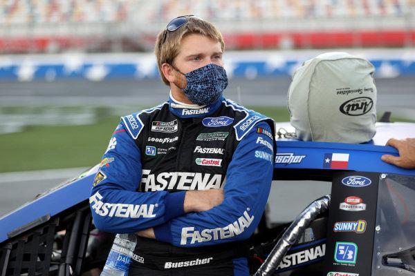 Chris Buescher, Roush Fenway Racing Ford Fastenal Copyright: Chris Graythen/Getty Images