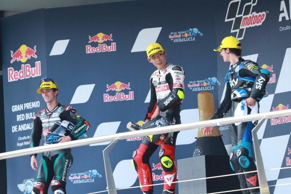 John McPhee, SIC Racing Team, Tetsuki Suzuki, Celestino Vietti Ramus, Sky Racing Team VR46.