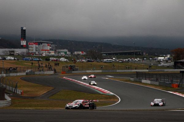 Daisuke Nakajima, Team Mugen Honda NSX-GT.