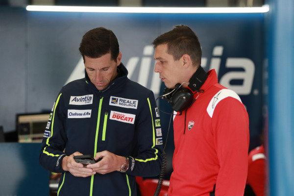 Ruben Xaus, Avintia Racing.