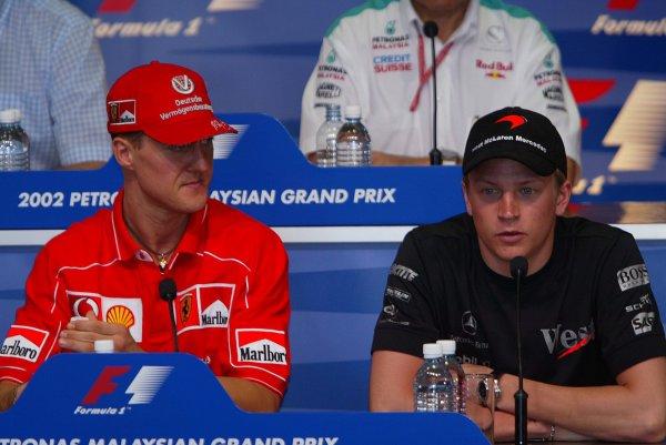 2002 Malaysian Grand Prix - PreviewSepang, Malaysia. 14th March 2002 World Copyright: Etherington/LAT Photographicref: Digital Image Only