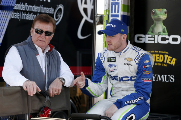 #13: Ty Dillon, Germain Racing, Chevrolet Camaro GEICO Richard Childress