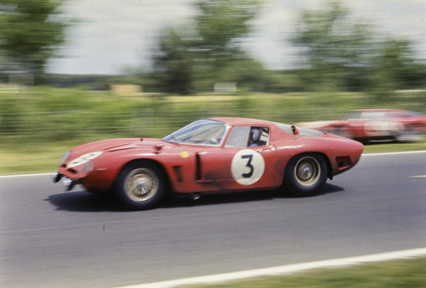 Régis Fraissinet / Jean de Mortemart, Iso Prototip Bizzarrini, Iso Grifo A3C, 9th position.