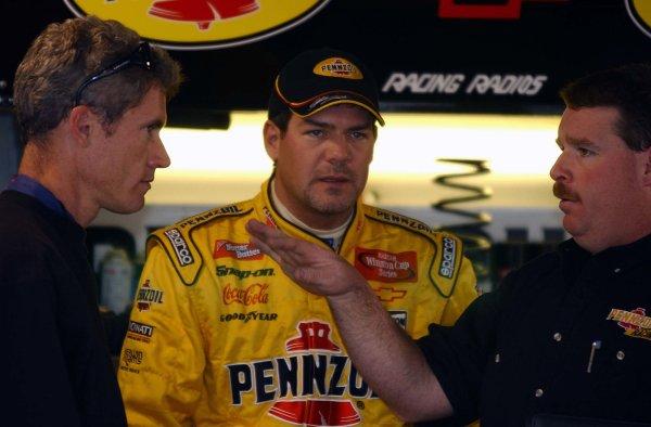 2002 NASCAR,Martinsville Speedway,Virginia,USA,Old Dominion 500, October 18-20, 2002 USA-Steve Park,Copyright-Robt LeSieur2002LAT Photographic