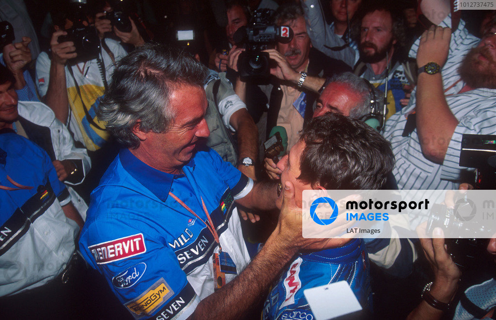 1994 Australian Grand Prix.