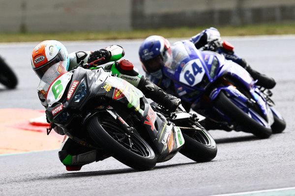 Jeffrey Buis, MTM Kawasaki Motoport, Hugo de Cancellis, Team TRASIMENO .