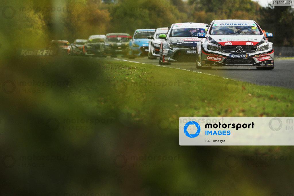 Adam Morgan (GBR) - Carlube Triple R Racing with Cataclean & Mac Tools Mercedes-Benz A-Class