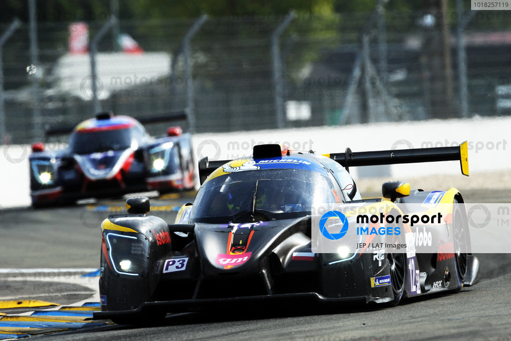 #12 Ligier JS P320 - Nissan / TEAM VIRAGE / James Winslow / Tom Cloet
