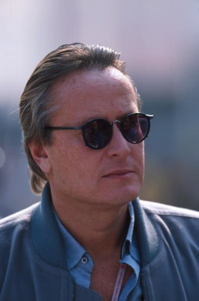 Mansour Ojjeh (KSA) TAG McLaren Group. 1999
