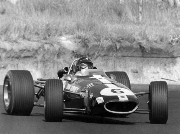 1968 South African Grand Prix.